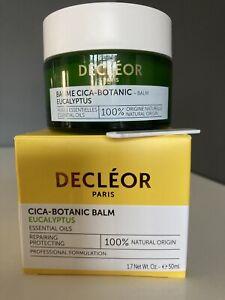 DECLEOR CICA BONANIC Multi Purpose SOS Face & Body EUCALYPTUS BALM 50ml BNIB