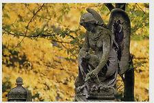 Ansichtskarte Postkarte Motiv Engel Melatenfriedhof Köln Grabskulptur   (Nr. 39)