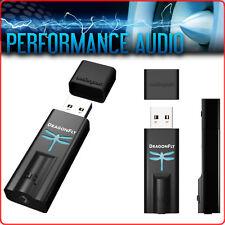 Audioquest DragonFly DAC Headphones Amp convertitore digitale USB ampli cuffie