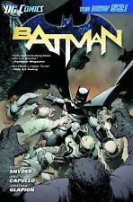 BATMAN VOL 1 THE COURT OF OWLS NEW 52 TPB DC COMICS TP NEW NM