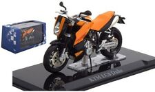 "ATLAS ""SUPERBIKE COLLECTION"" MODELLINO MOTO KTM LC8 DUKE SCALA 1.24"