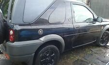 LANDROVER FREELANDER 2001 DIESEL 5sp A/CON O/S RIGHT BREAKING FOR PARTS N/S LEFT