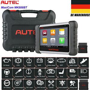 2021 Autel MaxiCOM MK808BT OBD2 KFZ Diagnosegerät Werkzeug Scanner besser MK808