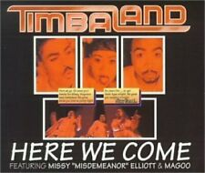 Timbaland Here we come (feat. Missy Elliott & Magoo)  [Maxi-CD]