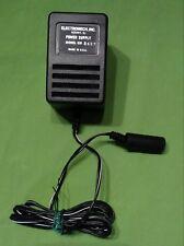 Electromech Inc Power Supply Model Em 2427 Tested Works 5v Regulated 1a 6 Hole