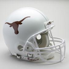 TEXAS LONGHORNS NCAA Riddell ProLine Authentic VSR-4 Football Helmet