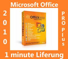 Microsoft Office 2010 Professional Plus ✅ MS Office ® ✅ 32/64 bits ✅ versión completa ✅
