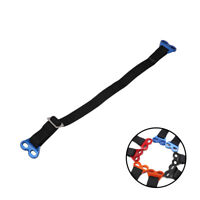 Universal Fork Fixed Belt Rescue Pull Security Strap Sling for Suzuki Honda