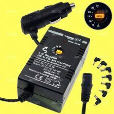 5A Boat Air Car Charger Power Adapter DC 12-13.8V to 15V 16V 18V 19V 20V 22V 24V