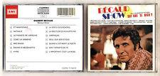 Cd GILBERT BECAUD Becaud Show Sai che ti dico ? in italiano Italie Italy 1990