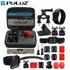 PULUZ 24 in 1 Bike Mount Accessories Combo + EVA Case For GoPro HERO 5 4 Se