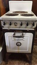 Old Vintage Hotpoint Electric Stove Antique As Is Free To Pickup