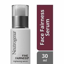 Neutrogena Fine Fairness Brightening Serum, 30ml , For all skin types