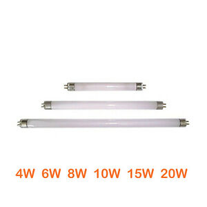 Lampada UV Tubo neon ricambio zanzariera elettrica elettroinsetticida fluorescen