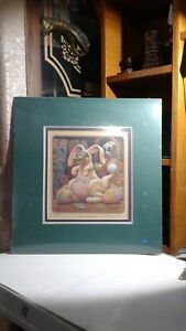Randal Spangler Draglings Story Limited Edition Signed Print 100-750