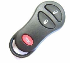 key fob fits Chrysler PT Cruiser 2001 keyless remote keyfob 04671641 replacement