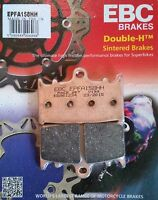 EBC/EPFA158HH Sintered Brake Pads (Front) - Suzuki GSXR600/GSF650 Bandit/TL1000S