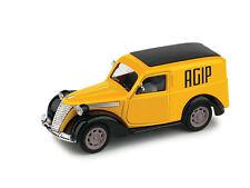 Fiat 1100E Furgone Agip Petroli 1950 1:43 2003 Model BRUMM