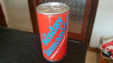 vintage the sunday tasmanian beer soft drink tin can