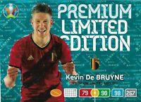 PANINI ADRENALYN XL EURO 2020 KEVIN DE BRUYNE PREMIUM LIMITED EDITION