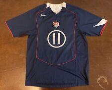 Rare Vintage Nike USA USMNT Freddy Adu Futbol Soccer Jersey