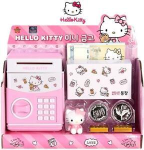 Hello Kitty Toy Safe Money Box