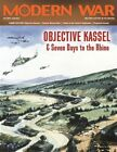 MODERN WAR #53 MAY/JUNE 2021 / OBJECTIVE KASSEL & SEVEN DAYS TO THE RHINE