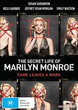 The Secret Life Of Marilyn Monroe (DVD, 2015) Mint Condition