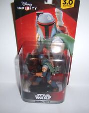 DISNEY INFINITY 3.0 Star Wars Boba Fett Figure Character New Sealed Ships Today!