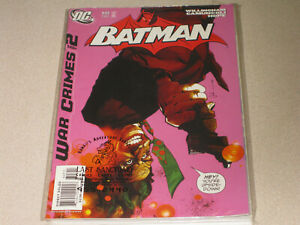 Batman #643 Jock
