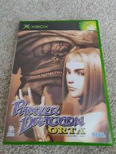 Panzer Dragoon Orta Japanese Microsoft Xbox Xbox One Mint