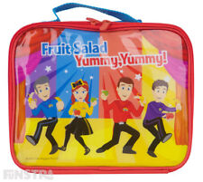 The Wiggles Lunch Bag Kids Childrens Girls Boys Lunch Box Simon Emma Lunchbox
