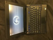 "Dell Latitude 2100 10"" Laptop Atom 1.6GHz 80GB Windows 7 Pro Netbook Touchscreen"