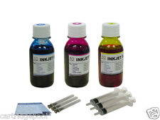 4oz color refill ink for Canon CL-241 PIXMA MG3222 MG3520 MG3522 MG4120 MG4220