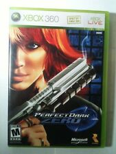 Perfect Dark Zero Xbox 360 Co Op Multiplayer 1st Person Shooter Conspiracy Game