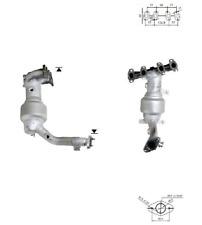 Catalizzatore Nuovo per Fiat Punto 188 1242 cc 44 kW  1999 / 2012