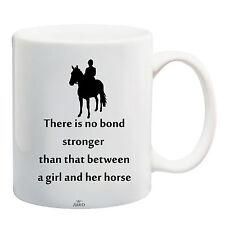 Cotización de caballo jinete Taza Juko no hay ningún vínculo más fuerte té café taza