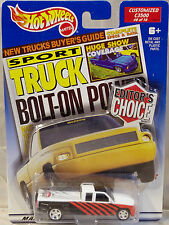 Hot Wheels Editors Choice Custonized C 3500 2000