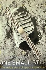 NOS 20MM STEEL WATCH BAND WATCHBAND BRACELET STRAP FOR EARLY & PRE MOON OMEGA