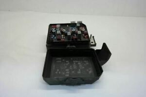 2012-16 CHEVROLET IMPALA Fuse Box Engine VIN W 4th Digit Limited Ltz