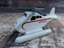 Harold the Helicopter Thomas & Friends Wooden Railway Train Tank Engine White