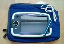 LeapFrog LeapPad PLATINUM in verde con nuovo caso & Games