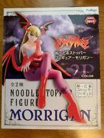 furyu vampire series noodle stopper figure Morrigan Aensland Prize Japan