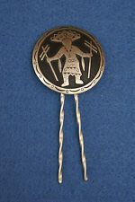 Vintage Sterling Silver Hair/Stick Pin - 18.9 grams