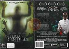 The Human Centipede NEW DVD * Ashley Williams Dieter Laser horror