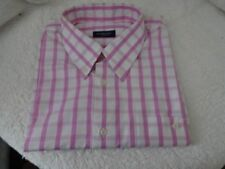 Burberry London 100% Cotton Shirt Size 6