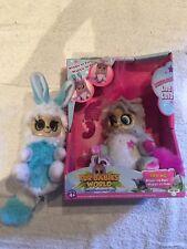 Moose FUR BABIES WORLD Shimmie Lady LULU With Bonus Fur Baby Plush Toy