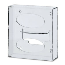 Double Medical Glove Box Dispenser Holder for Slim Glove Boxes 1 ea