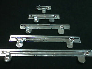 Medal Brooch Bar Full Size, Four Space, Mounting, 4, Metal Pin, Army Military