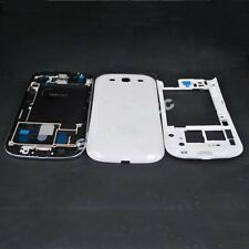 R001 Full Housing Replacement Parts For Samsung Galaxy S3 III  I747 White +Tool